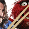 Dave Grohl vs Animal (Muppet show)